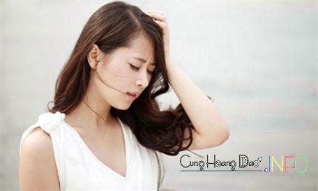 Cô gái Kim Ngưu sống nội tâm và dễ mất kiểm soát