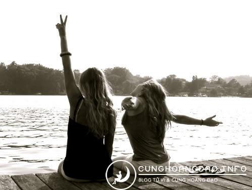 Tình bạn của Thiên Yết và Cự Giải