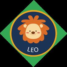 Biểu tượng Sư Tử -LEO
