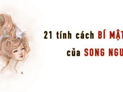 21 tính cách đặc trưng của Song Ngư chính xác nhất